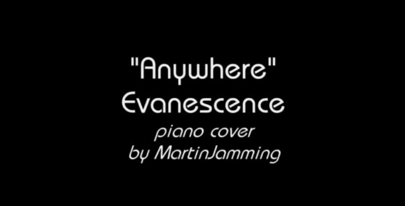 Anywhere - Evanescence