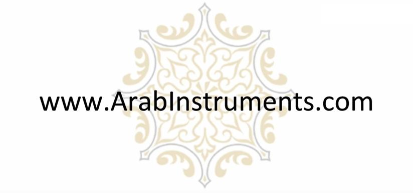 Oud Lesson for Beginners - Arab Instruments